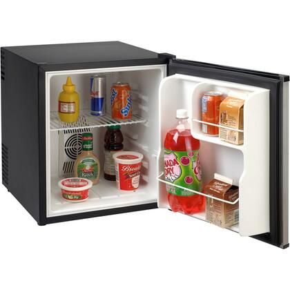Avanti SHP1712SDC  Freestanding Counter Depth Compact Refrigerator with 1.7 cu. ft. Capacity, 1 Wire ShelfField Reversible Doors