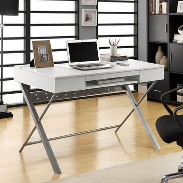 Monarch I7024 Modern Standard Office Desk