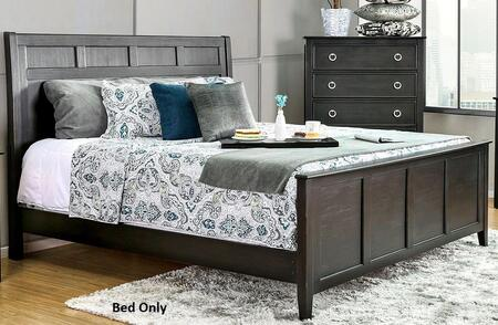 Furniture of America CM7481CKBED Arabelle Series  California King Size Bed