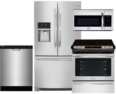 Frigidaire 376357 Gallery Kitchen Appliance Packages