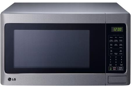 LG LCRT1513ST Countertop Microwave, in Stainless Steel