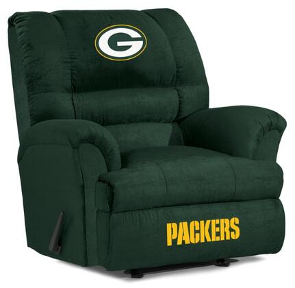Imperial International 140-10 NFL Themed Big Daddy Microfiber Recliner
