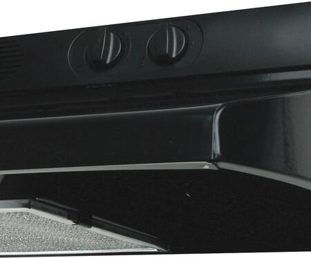 "Air King ESQZ230x 30"" Under Cabinet Range Hood with 230 CFM, Lighting, Energy Star, in x"