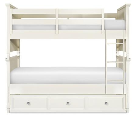 Magnussen Y181670TT Cameron Series Childrens Twin Size Bunk Bed
