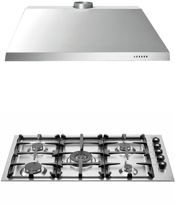Bertazzoni 708303 Kitchen Appliance Packages