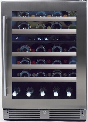 XO XOU24WDZGSR Wine Cooler