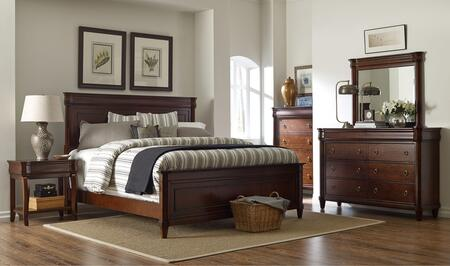 Broyhill 4906CKPBNTDM Aryell California King Bedroom Sets