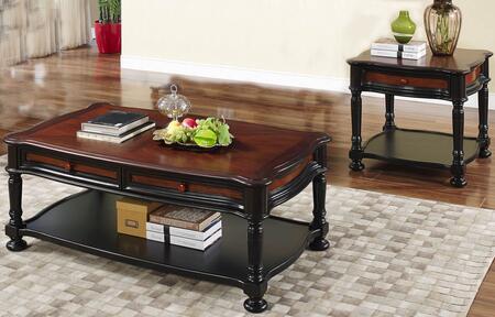 New Classic Home Furnishings 030020CE Jamaica Living Room Ta