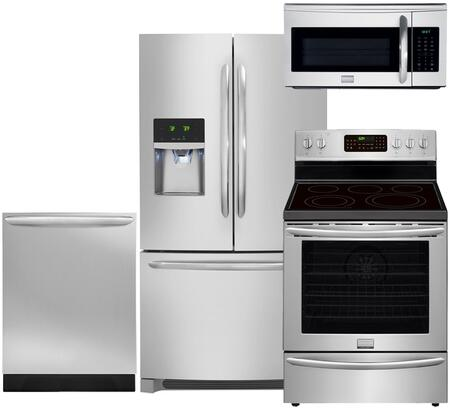 Frigidaire 391625 Gallery Kitchen Appliance Packages