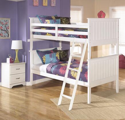 Milo Italia BR174BNKBEDROOMSET Dayanara Twin Bedroom Sets