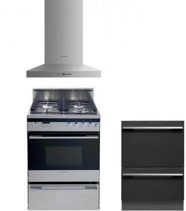 Fisher Paykel 719059 Kitchen Appliance Packages