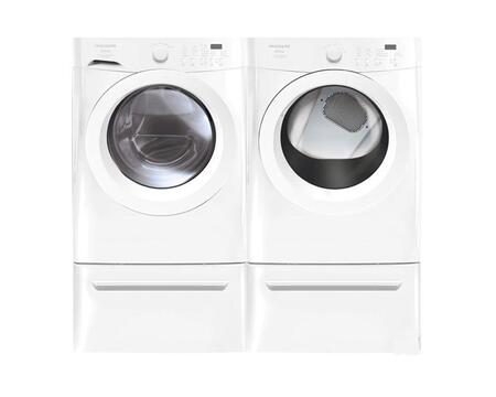 Frigidaire 341761 Washer and Dryer Combos