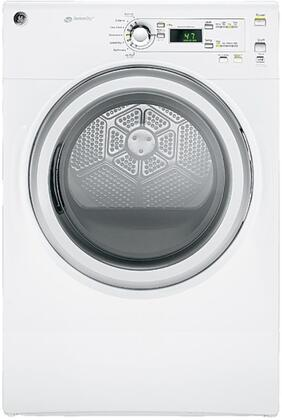 Front Load General Electric Dryer, GE GFDN120EDWW