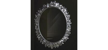VIG Furniture LS540 Emma Series Oval  Mirror