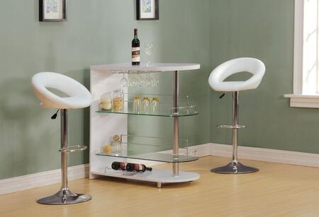 Acme Furniture 71315T2S Yashvin Bar Table Sets