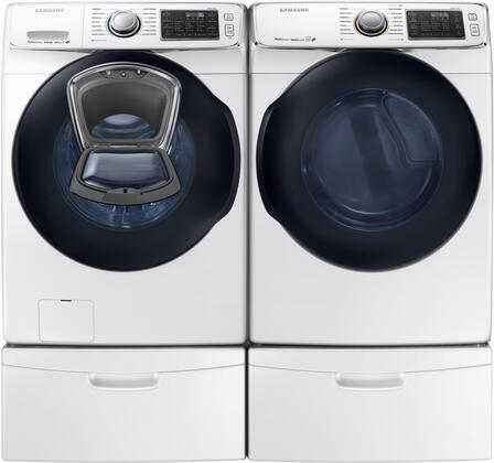 Samsung Appliance 691566 Washer and Dryer Combos
