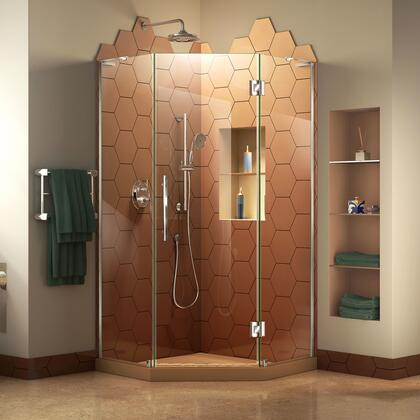 DreamLine Prism Plus Shower Enclosure RS18 C E