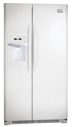 Frigidaire FGHS2355KP Freestanding Side by Side Refrigerator