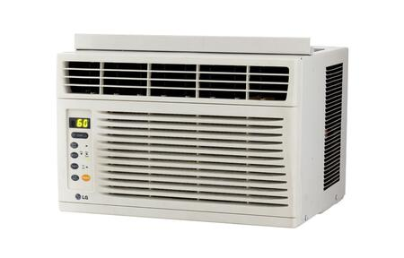 LG LW6012ER Window Air Conditioner Cooling Area,