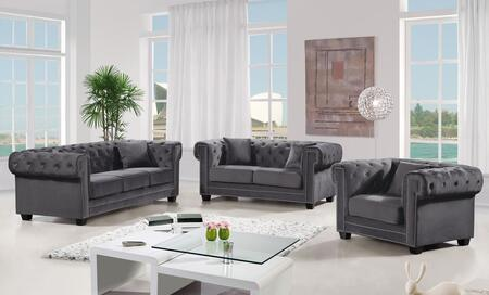 Meridian 739495 Bowery Living Room Sets