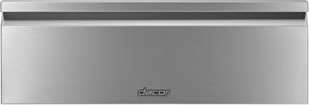 "Dacor HWDF30S 30"" Heritage Series Flush Warming Drawer"