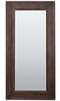 Bramble 24490 Showood Series Rectangular Portrait Wall Mirror