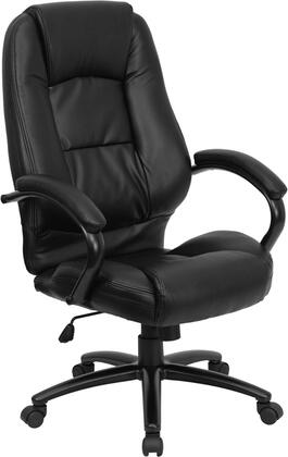 "Flash Furniture GO710BKGG 26.5"" Contemporary Office Chair"