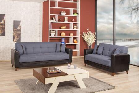 Casamode BEVISBLSGY Living Room Sets