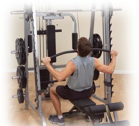 BSGLPX Leg Press Attachment for the BSG10X Poweline Home Gym.
