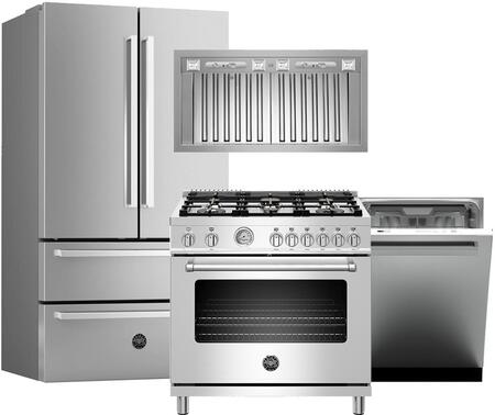Bertazzoni 768347 Kitchen Appliance Packages