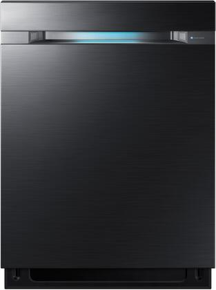 "Samsung Appliance DW80M9960Ux 24"" Top Control Dishwasher with WaterWall 2.0 Technology, 38 dBA, 15 Place Settings, and Wi-Fi Connectivity, in"