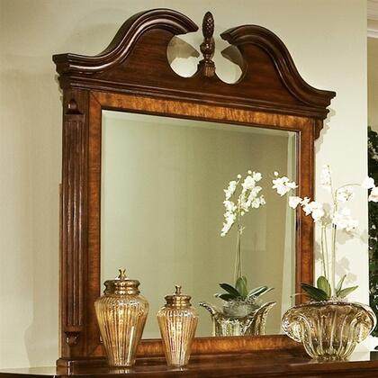 American Woodcrafters 75000040  Rectangular Landscape Dresser Mirror |Appliances Connection