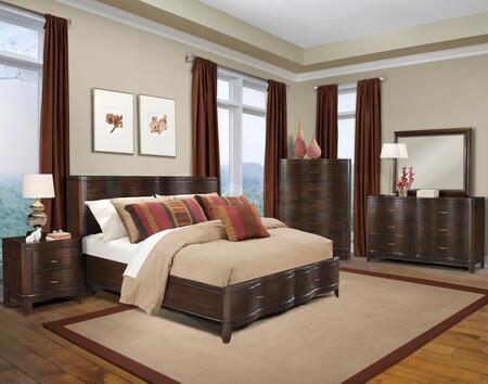 Klaussner 975066DMCNS Serenade King Bedroom Sets