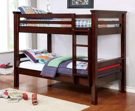 Furniture of America CMBK450TTBED Marcie Series  Twin Size Bed
