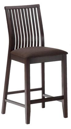 Jofran 471374KD Ryder Series Contemporary Fabric Wood Frame Dining Room Chair