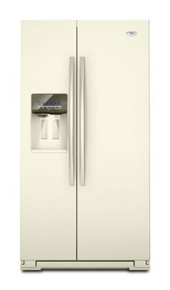 Whirlpool GSF26C4EXT Freestanding Side by Side Refrigerator |Appliances Connection