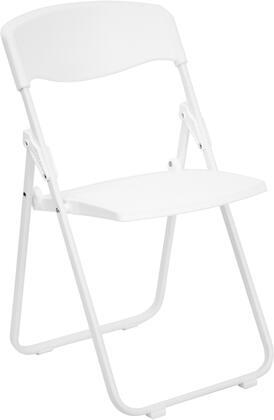 Flash Furniture RUTIWHITEGG