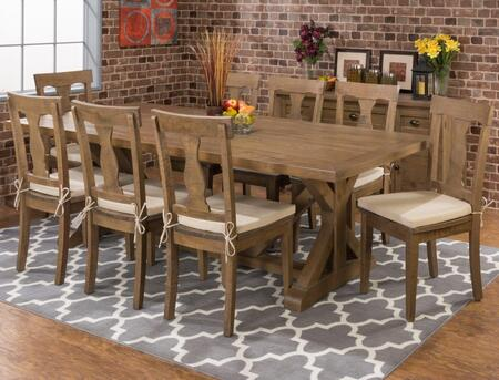 Jofran 94197SET9 Slater Mill Dining Room Sets