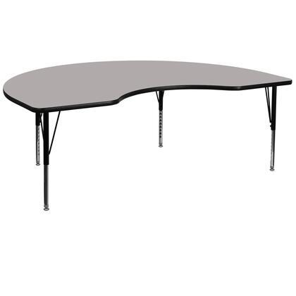 Flash Furniture XUA4872KIDNYGYHPGG