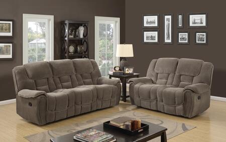 Global Furniture U101LISATAUPERSRLS U101 Living Room Sets