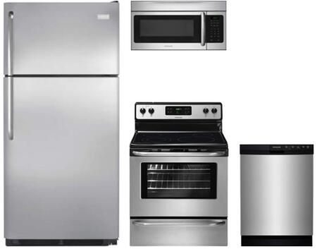 Frigidaire 742432 Kitchen Appliance Packages