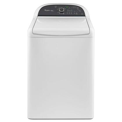 """Whirlpool WTW8000BW 27.5"""" Cabrio Series Top Load Washer  Appliances Connection"""