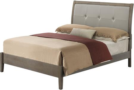 Glory Furniture G1205AQB G1205 Series  Panel Bed