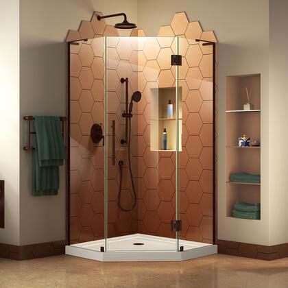 Prism Plus Shower Enclosure RS18 22P 23D 22P 06 B E