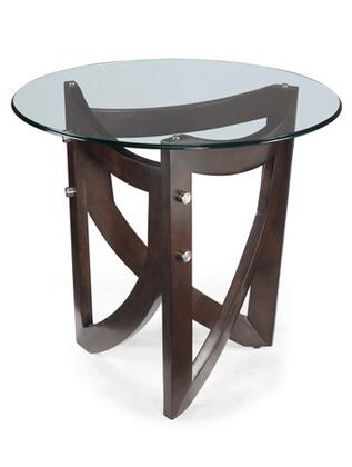 Magnussen T186005 Transitional  End Table