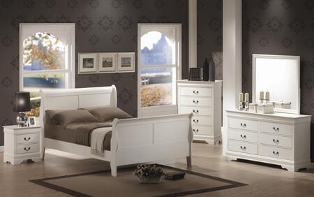 Coaster 201691QSET4 Queen Bedroom Sets