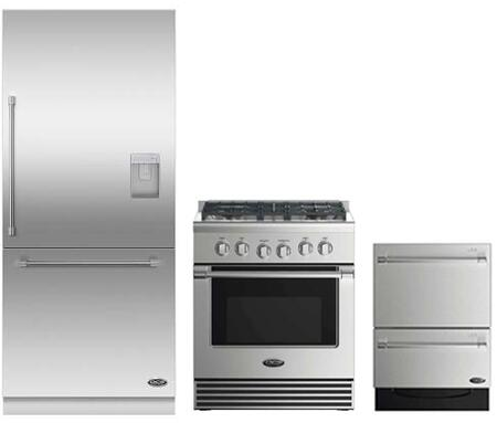 DCS 736239 Kitchen Appliance Packages