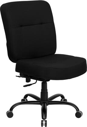 """Flash Furniture WL735SYGBKGG 27"""" Contemporary Office Chair"""