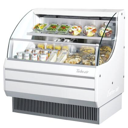 Turbo Air TOM40L  Freestanding Refrigerator