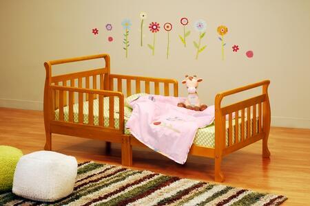 AFG 7008P Athena Series  Toddler Size Toddler Bed